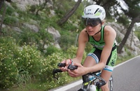 Bart Aernouts 2e in IM 70.3 Mallorca. Sofie Goos 9e, Axel Zeebroek 15e