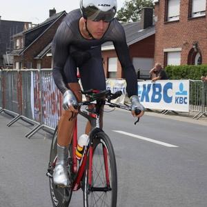 Speedmaster TT: Frederik haalt zijn gram in Woesten