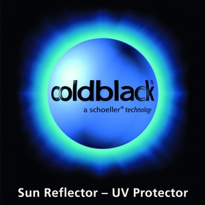 Technology in the picture: Coldblack Technology by Schoeller