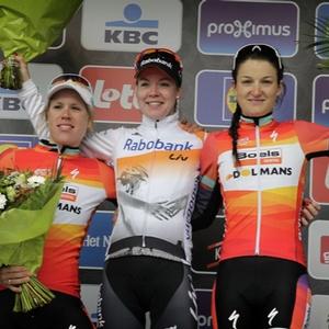 Strong race but no win in Het Nieuwsblad