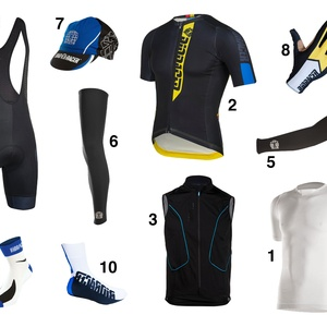 Koen's clothing tips: Amstel Gold Race