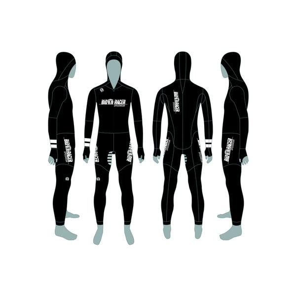 16309: Race Suit Rubber Allround