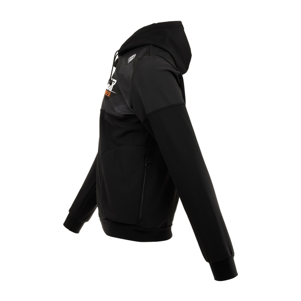 LEISURE WEAR URBAN TECH HOODY
