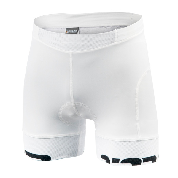 Vesper Soft Hotpants White