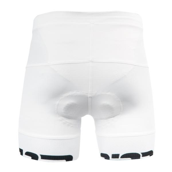 Vesper Soft Hotpants White