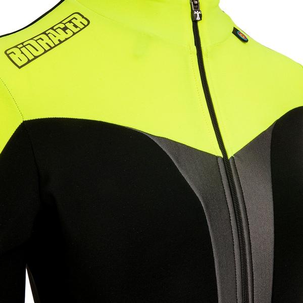 Vesper tempest spring jacket fluo