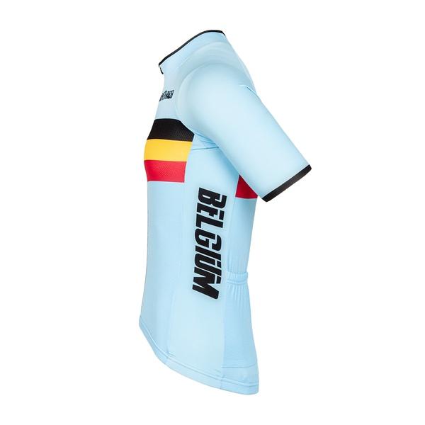 Belgium short sleeve Jersey Bodyfit 2.0