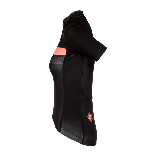 Bioracer Team short sleeve Jersey Bodyfit Women 2.0