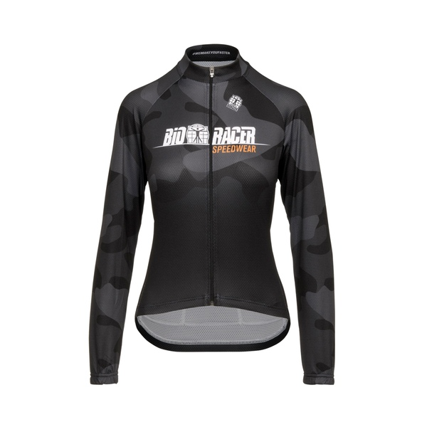 Prof Women's Jersey LS Matrix