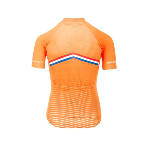 Netherlands short sleeve jersey bodyfit 2.0 Kids