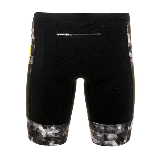 RUNNING SHORT STRATOS ELITE BACKPOCKET ZIPPER