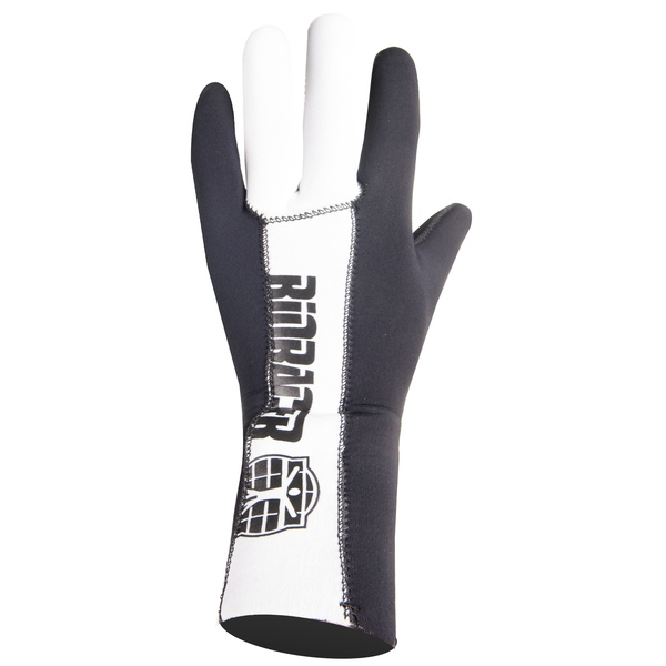 Neoprene Glove_Black/white