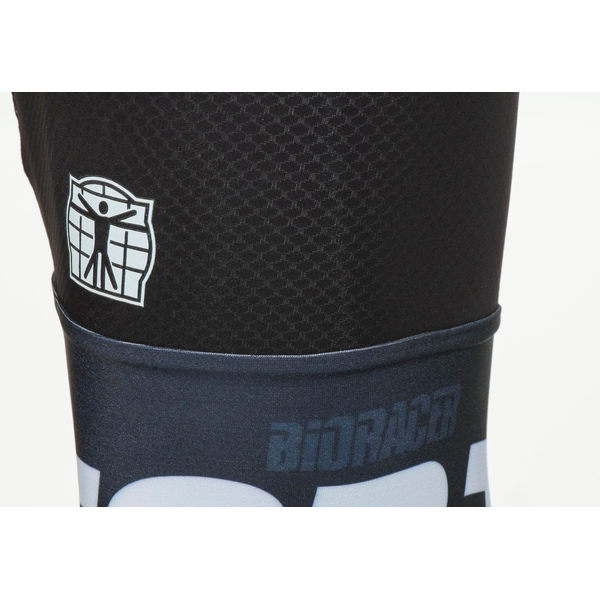 One Cold Black Bibshort