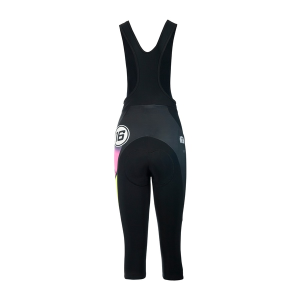 3/4 BIBSHORT PROF LYCRA - WOMEN