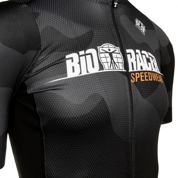JERSEY SS RACE PROVEN BODYFIT COLLAR LOW