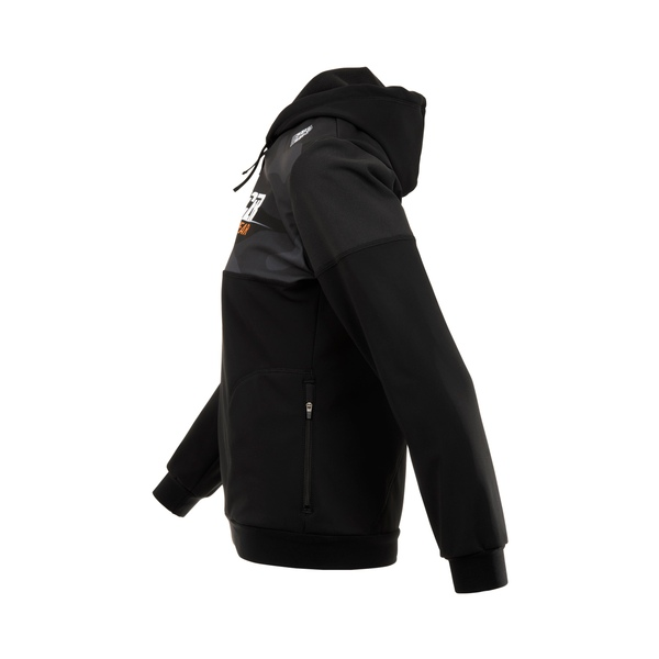 LEISURE WEAR URBAN TECH HOODY - WOMEN