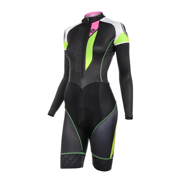 Aerosuit LS Prof Power Eyelet Elite Women
