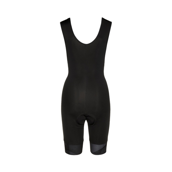 BIBSHORT RACE PROVEN ONE COLD BLACK TEAM - WOMEN