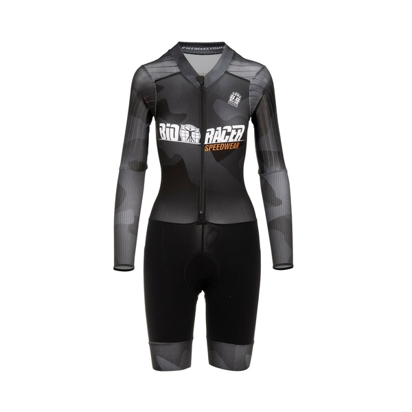 AEROSUIT RACE PROVEN LS  2.0 CROSS STRATOS - WOMEN