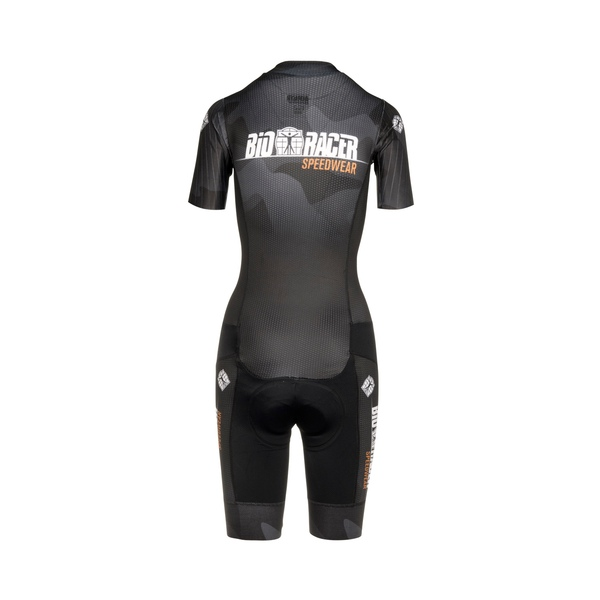AEROSUIT RACE PROVEN SS  2.0 CROSS - WOMEN